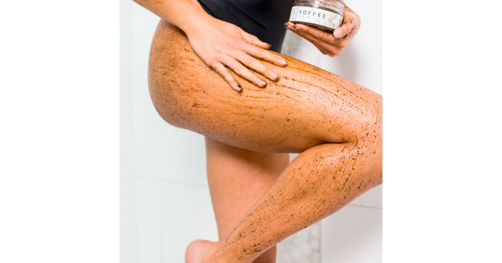 Koffee Beauty Original Coffee Scrub