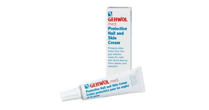 Gehwol Med Protective Nail and Skin Cream