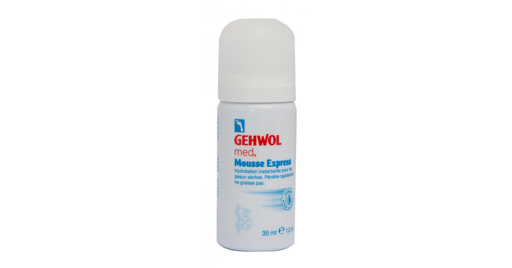 Gehwol Med Express foam - Travel Size