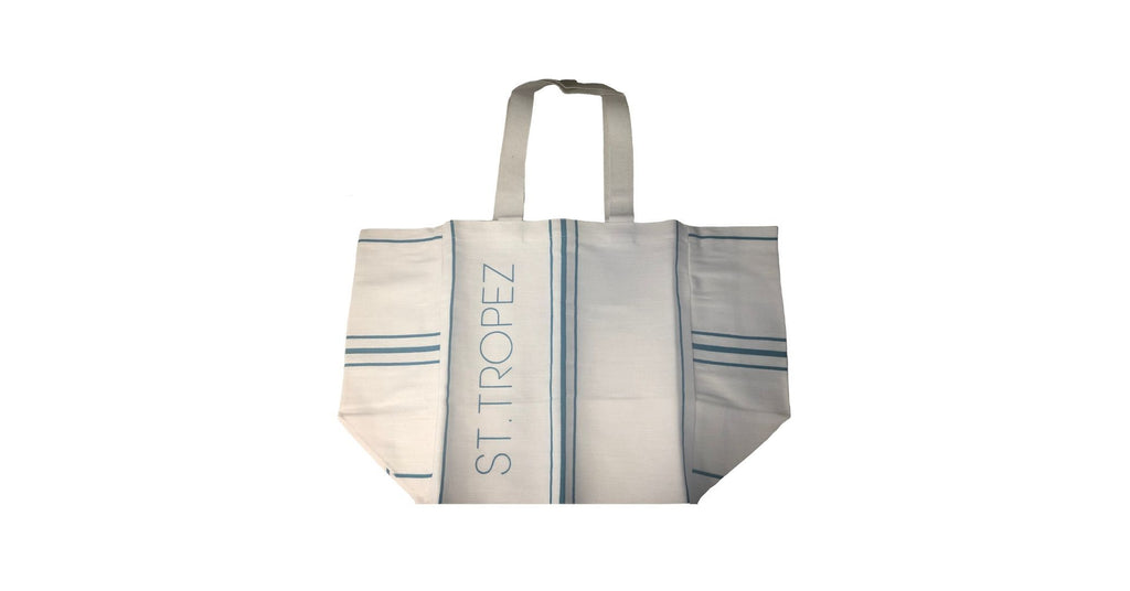 ST.TROPEZ Canvas Tote Bag