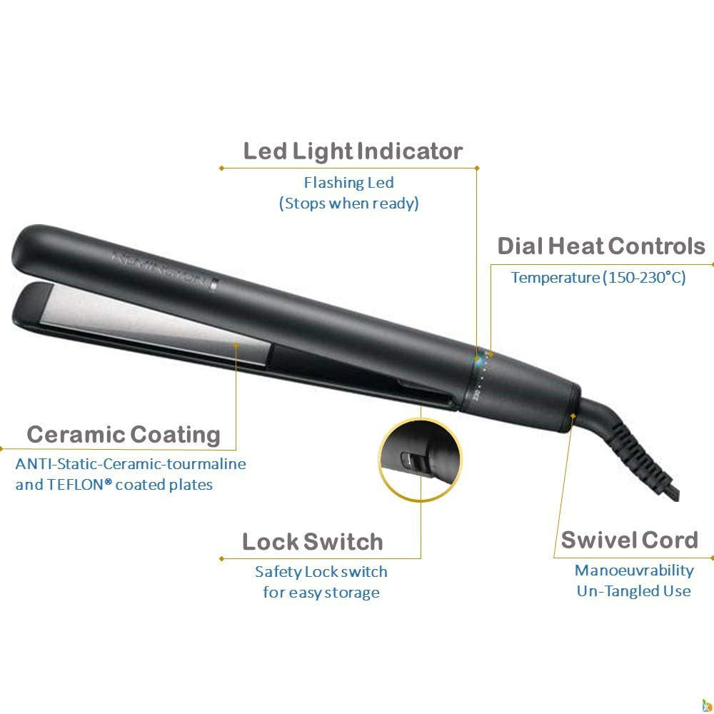 Ceramic Glide Hair Straightener S3700 | Remington