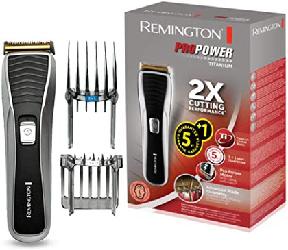 Pro Power Titanium Hair Clipper HC7130 kit