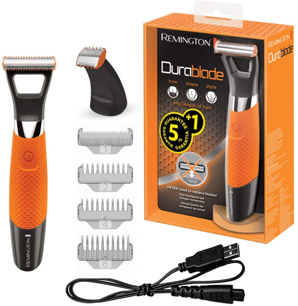 Durablade Pro Trimmer & Shaver MB070 | Remington