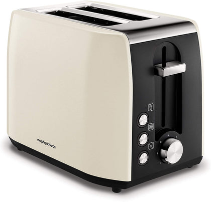 Equip Stainless Steel 2 Slice Toaster 222059 | Morphy Richards.