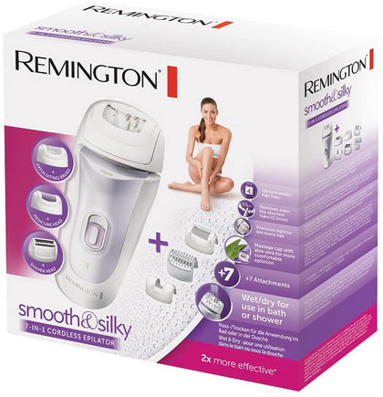 Cordless Epilator 7in1 EP7035 | Remington.