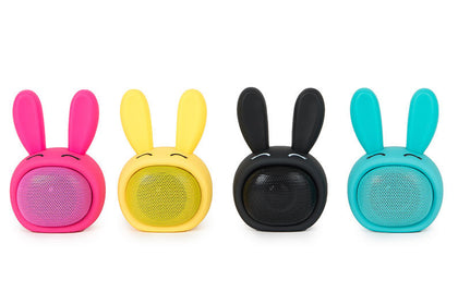 Cutty Rabbit Mini Bluetooth Speaker | Mob.