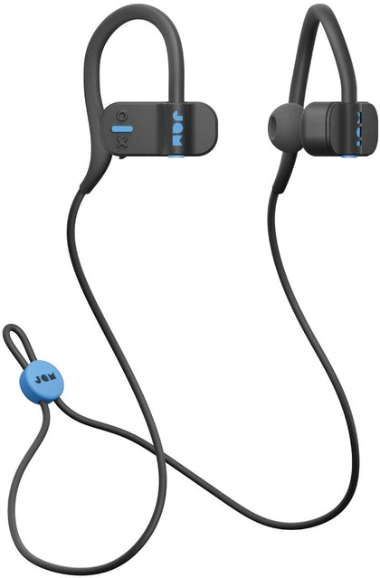 Live Fast Wireless Bluetooth Earbuds Black