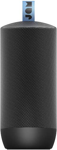 Zero Chill Portable Bluetooth Speaker Black