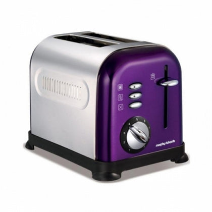 2-Slice Toaster Accents | Morphy Richards