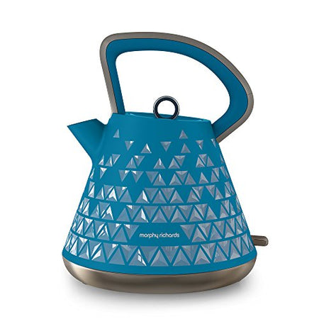 Traditional Kettle Prism Blue | Morphy Richards.