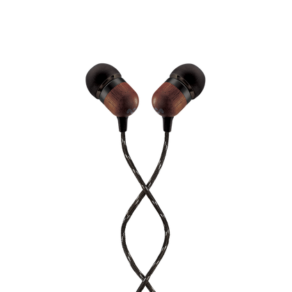 Smile Jamaica Earbuds Signature Black