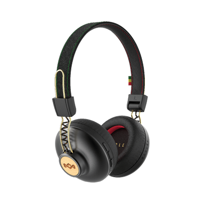 Positive Vibration 2 Wireless Bluetooth Headphones | House of Marley.