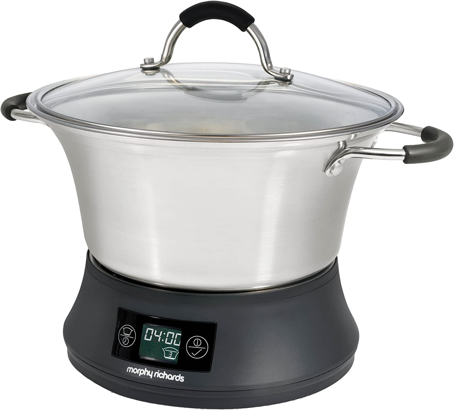 Slow Cooker MR-48784 Flavour Savour 4.5 Litre | Morphy Richards