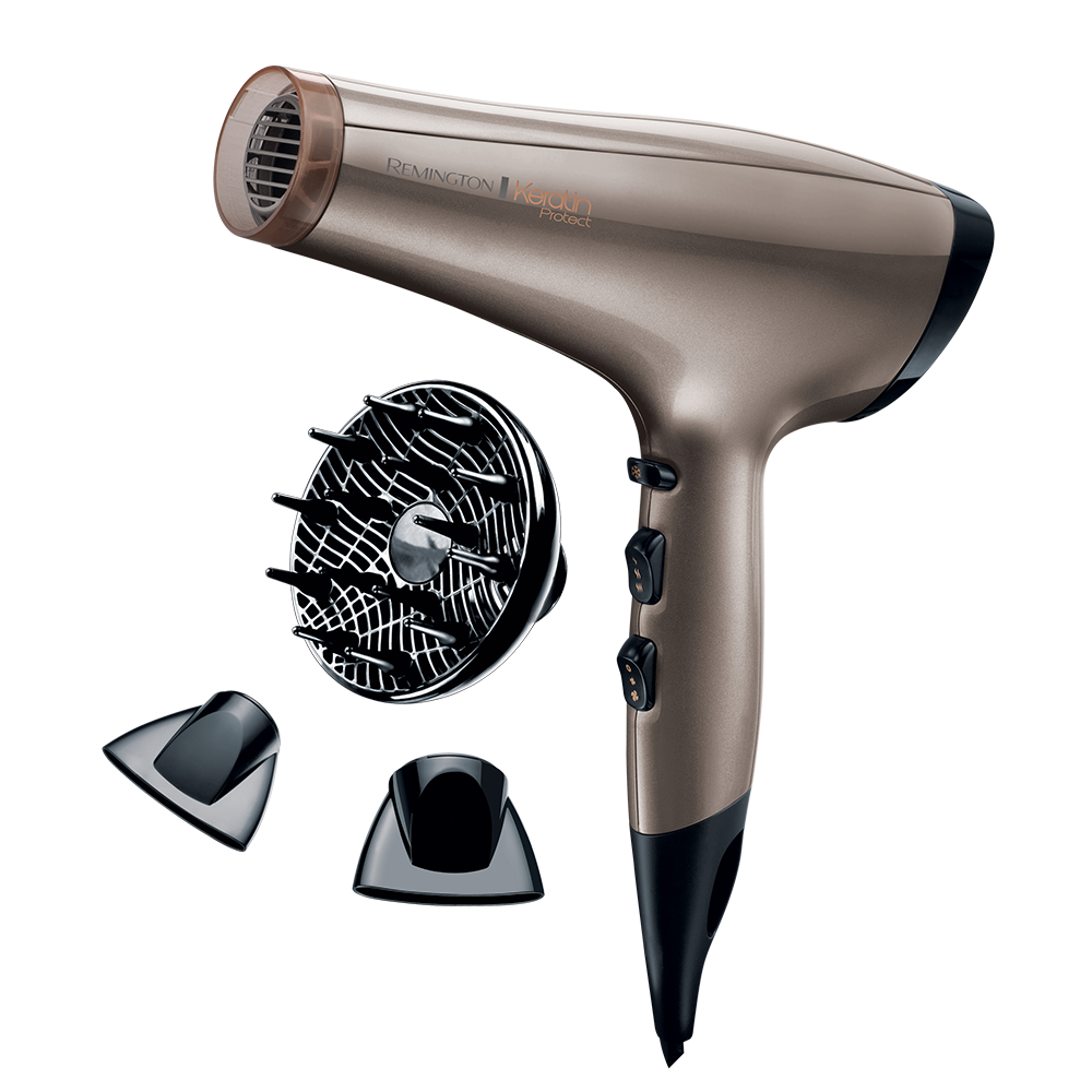 Keratin Protect Hair Dryer AC8002 | Remington