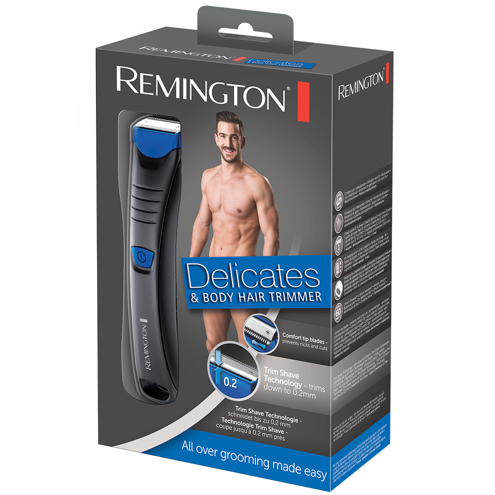 Delicates Body Hair Trimmer BHT250 | Remington