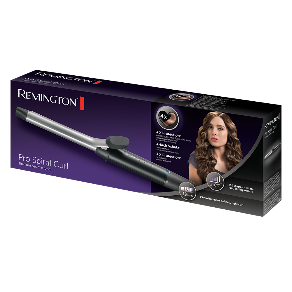 Pro Spiral Curl Curling Tong CI5519 | Remington