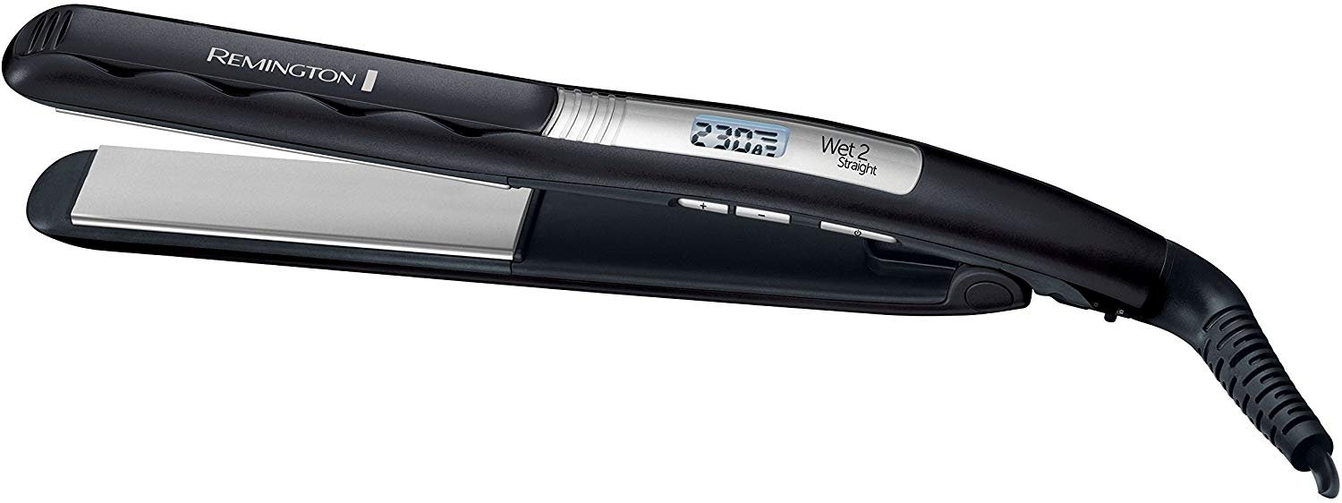 Aqualisse Extreme Hair Straightener S7202 | Remington