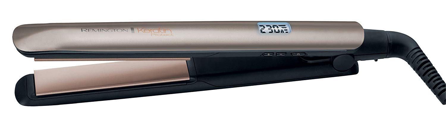 Keratin Protect Hair Straightener S8540 | Remington