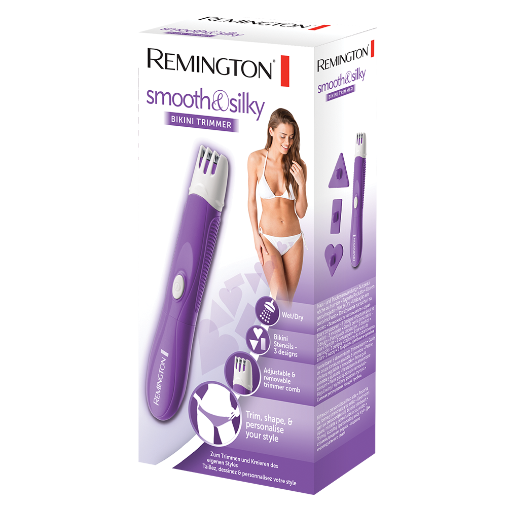 Battery Operated Bikini Trimmer WPG4010C | Remington