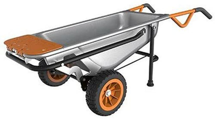 Aerocart 8-in-1 All-Purpose Wheelbarrow/Yard Cart/Dolly
