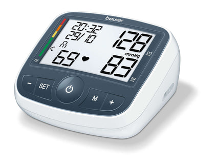 Upper arm blood pressure monitor BM 40 | Beurer