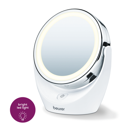 Illuminated Cosmetics Mirror BS49 | Beurer.