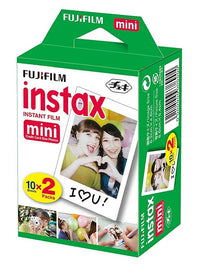 Instax Mini Twin Pack Instant Film | Fujifilm.