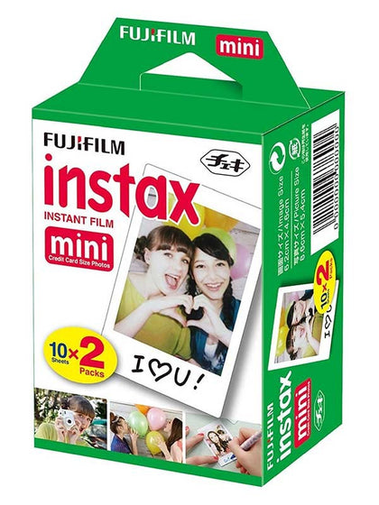 Instax Mini Twin Pack Instant Film | Fujifilm