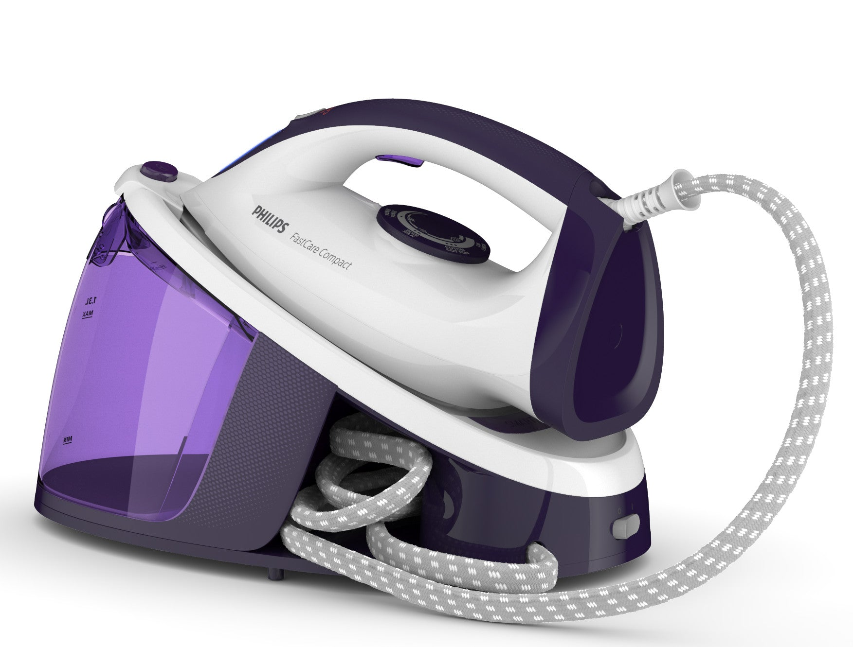 Compact Steam Generator Iron FastCare | Philips