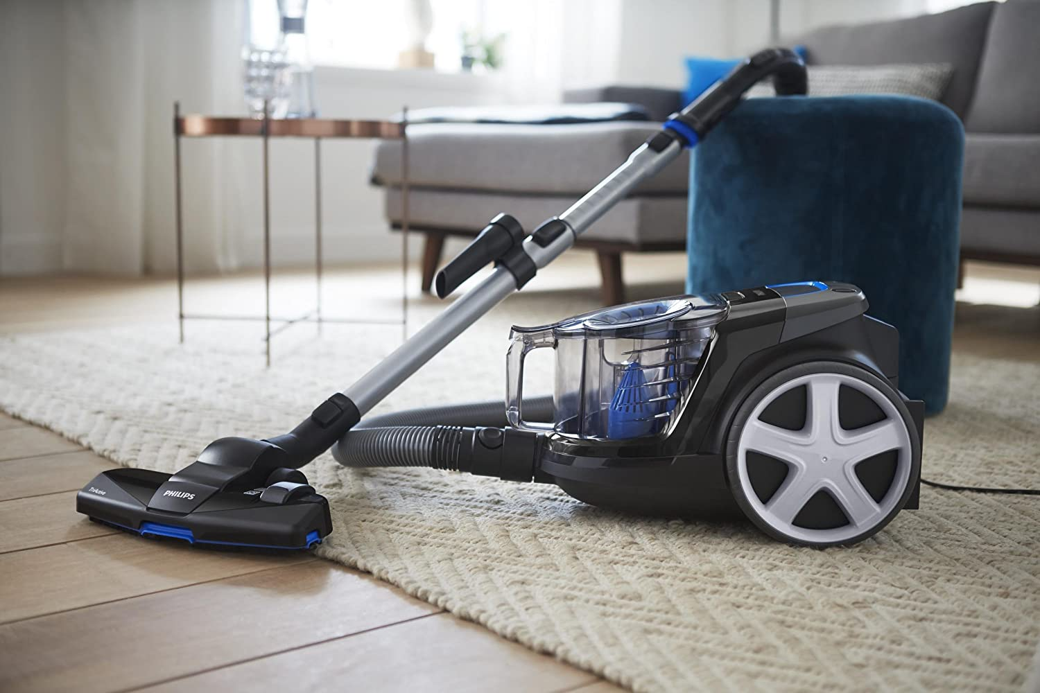 PowerPro Compact Bagless Vacuum Cleaner | Philips