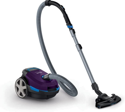 Compact Vacuum Cleaner with Attachment