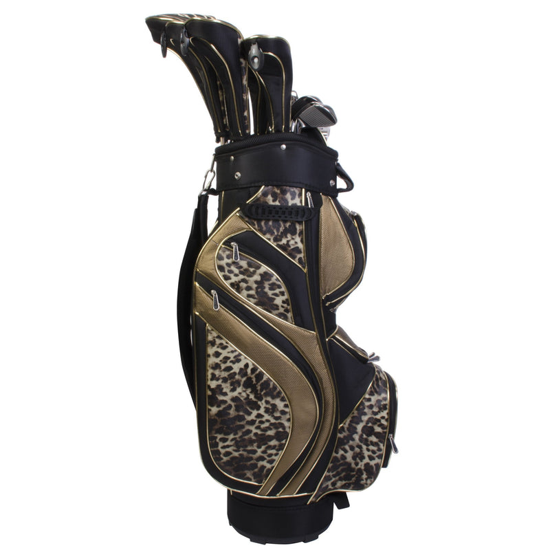 Nancy Lopez Zenith Package Set  Bronze Leopard (Right Hand)