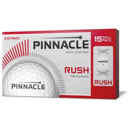 Pinnacle Rush Golf Balls 15 Pack