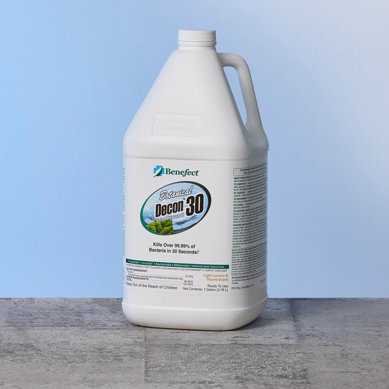 Benefect Botanical Decon 30