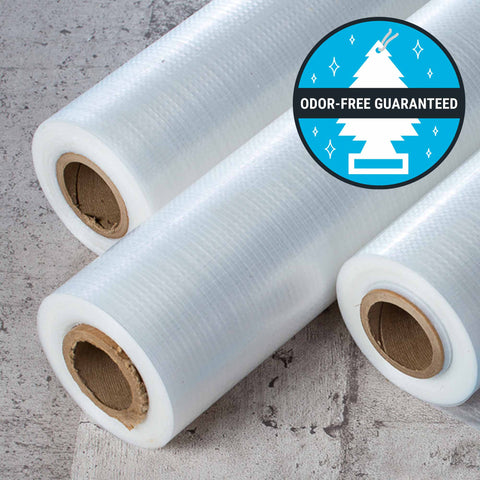 YCS 100% Reinforced Pre-Cut Clear Wall Liners