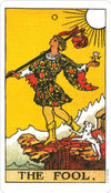 Original Rider-Waite Tarot Set