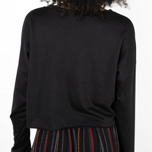 Omni Crop Sweater
