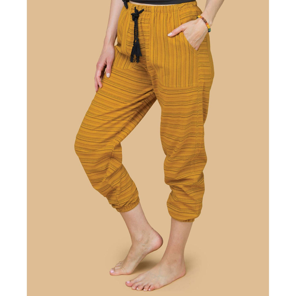 Harem Cotton Pants