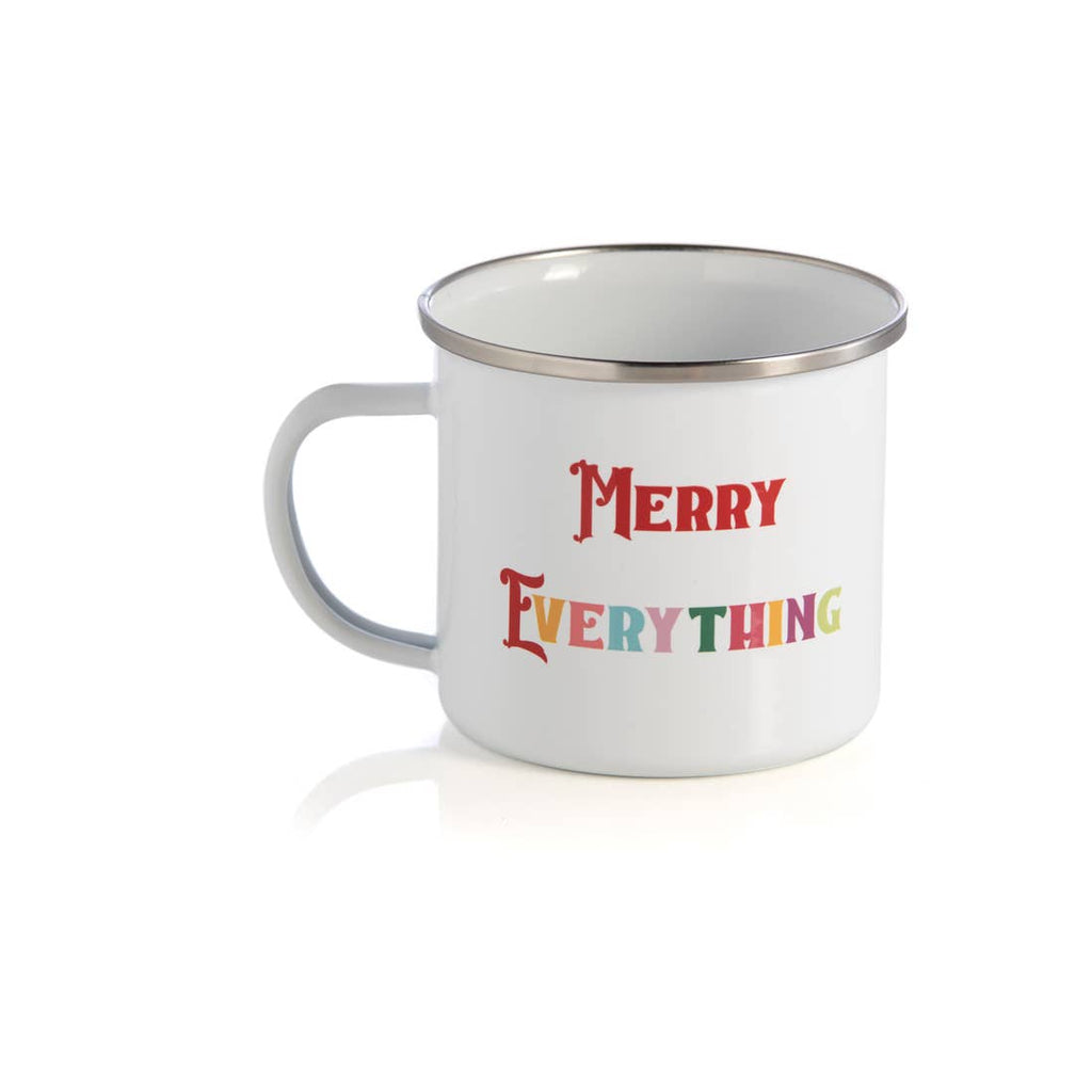 """Merry Everything"" Mug"
