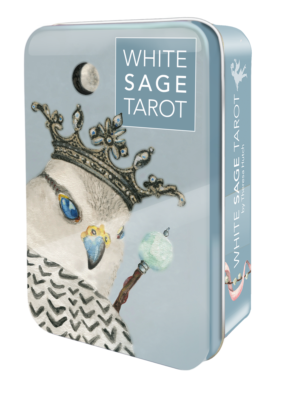 White Sage Tarot Tin