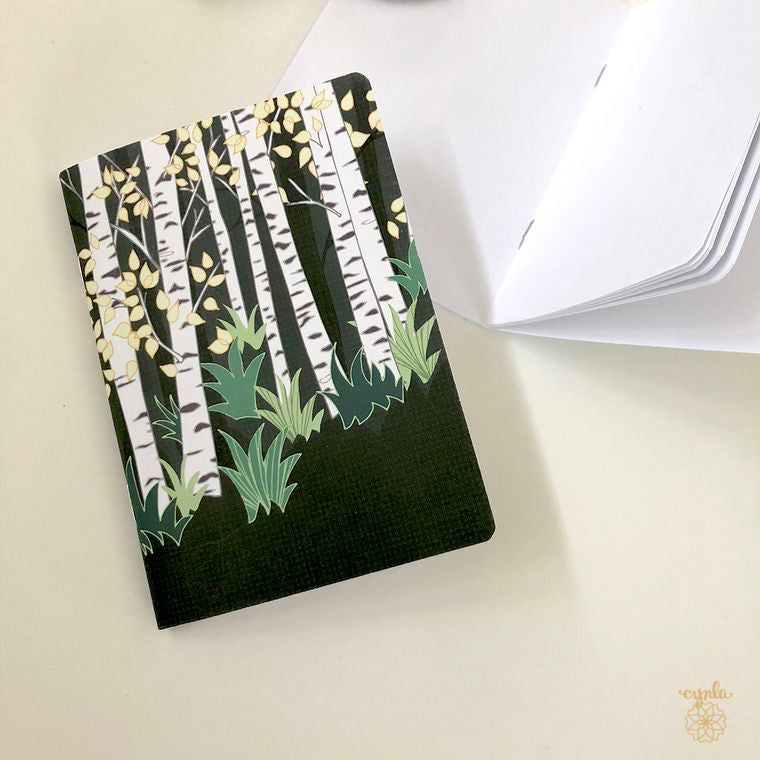 Sea & Forest Notebooks
