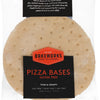 Bakeworks Plain Pizza Bases
