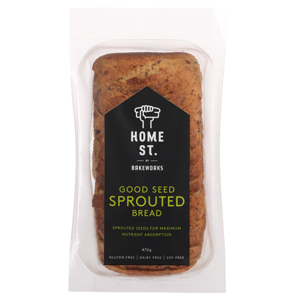 Home St Good Seed Bread Bakeworks