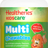 Healtheries Kidscare Multi 60 Chewable Tablets