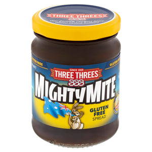 Three Threes MightyMite Gluten Free Yeast Spread 250ml