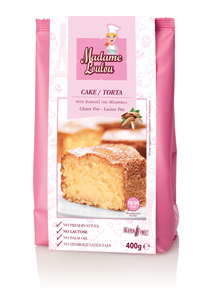 Gluten Free Almond Cake Baking Mix