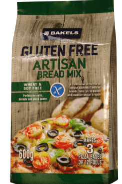 Bakels Artisan Bread Mix 600g (01/03/2021)