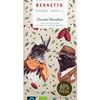 Bennetto Toasted Hazelnut Chocolate 100g