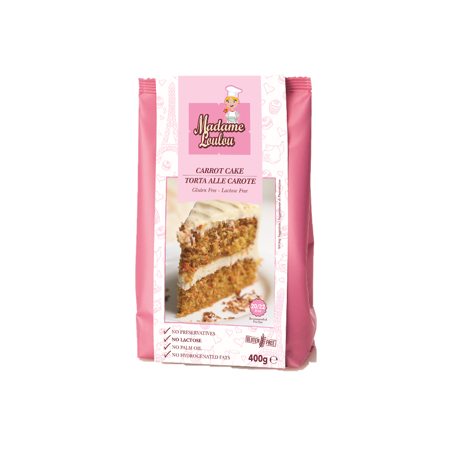 Gluten Free Carrot Cake Mix Madame Loulou