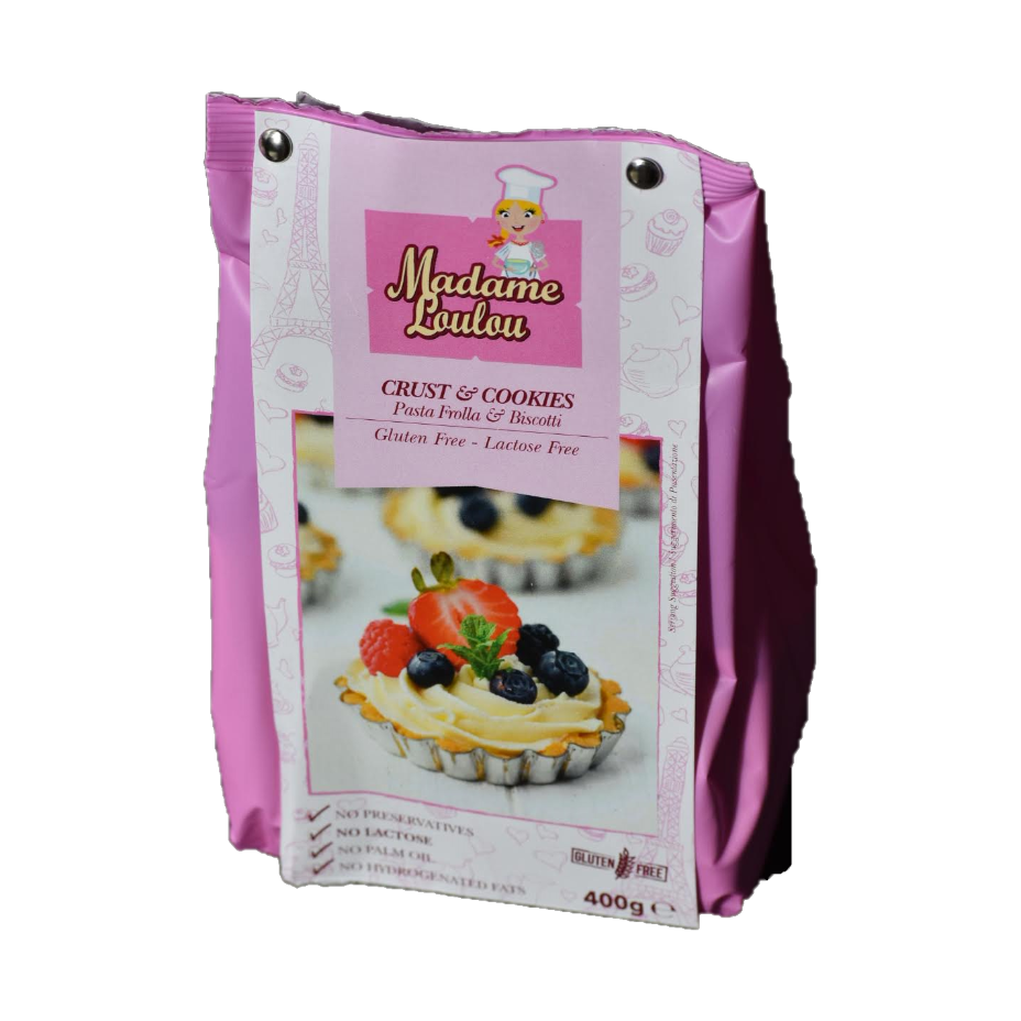 Crust Pastry Baking Mix